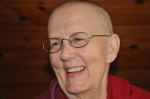 Venerable Thubten Jigme
